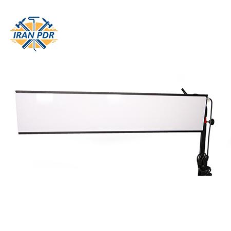 چراغ صافکاری ایستاده استاندارد 6 لاین نوری